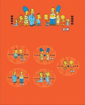 Die Simpsons - (14. Staffel) - Damals und heute: An ihrer Beliebtheit hat sic...