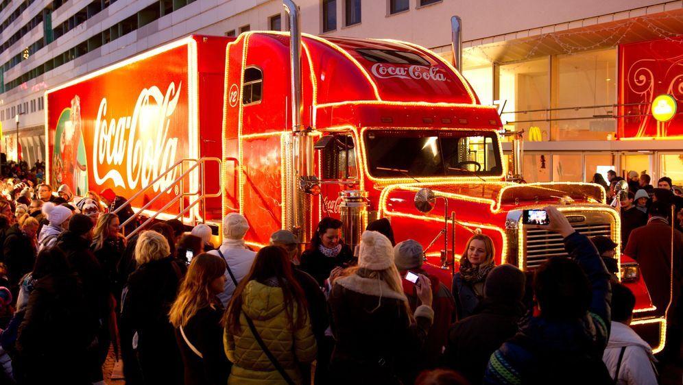 Coca-Cola-Weihnachtslied - mit Weihnachtstruck | SAT.1 Ratgeber