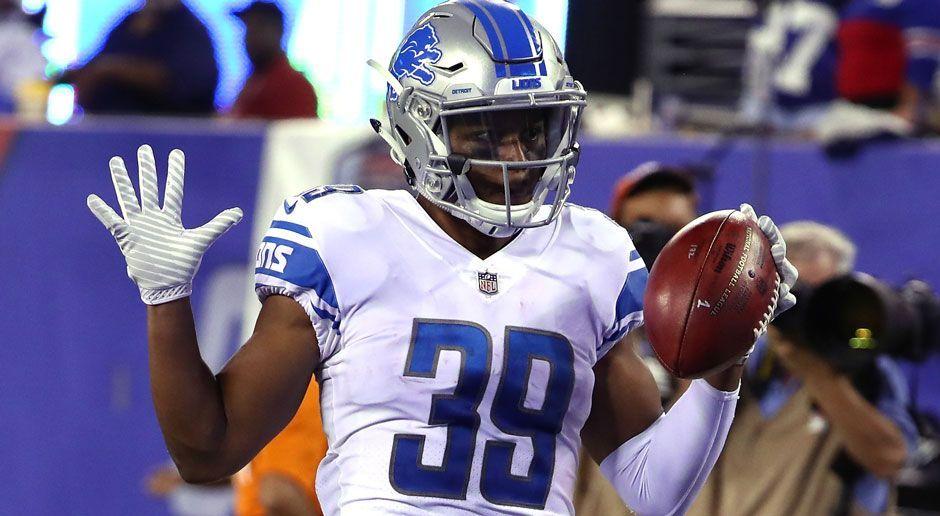 Punt Returner: Jamal Agnew (Detroit Lions) - Bildquelle: 2017 Getty Images