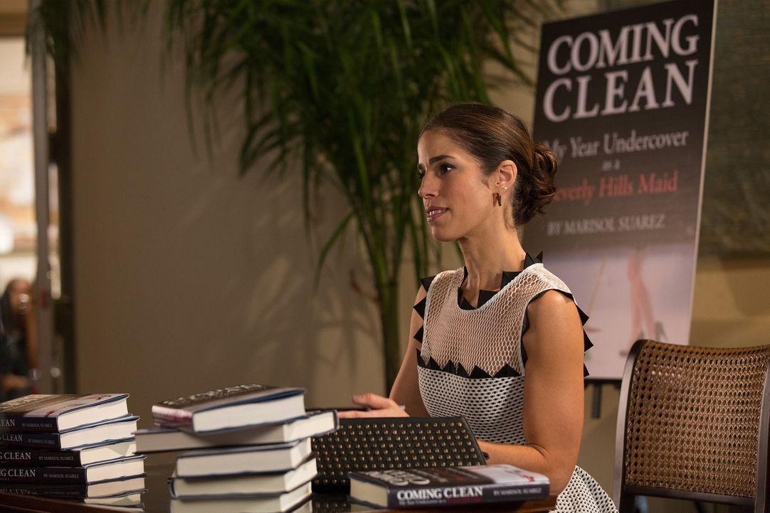 Nachdem Marisol (Ana Ortiz) ihr Buch veröffentlicht hat, vertieft sich ihre ungewöhnliche Freundschaft mit Evelyn und deren Freundeskreis immer weit... - Bildquelle: Bob Mahoney 2015 American Broadcasting Companies, Inc. All rights reserved.
