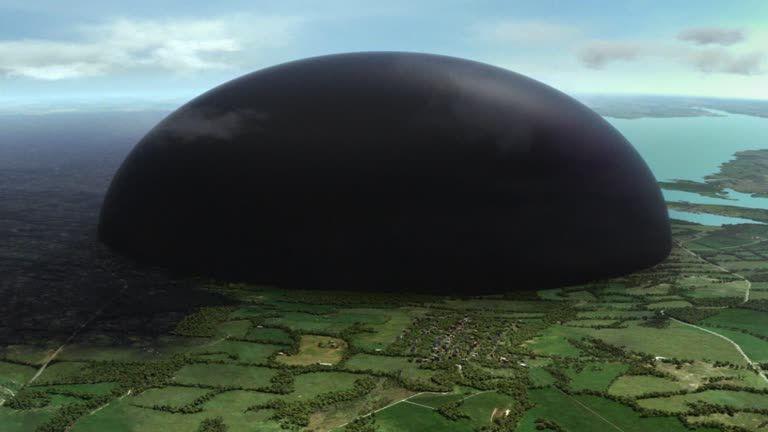 15-Entdeckungen-über-die- Kuppel-9 - Bildquelle: CBS Television