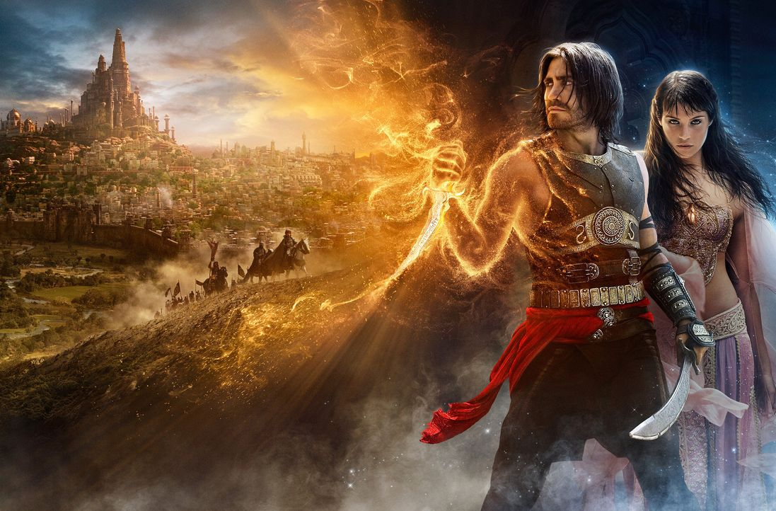 PRINCE OF PERSIA: DER SAND DER ZEIT - Artwork - Bildquelle: Disney Enterprises, Inc. and Jerry Bruckheimer, Inc. All rights reserved.