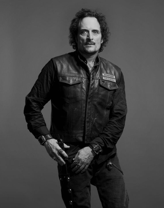 "(6. Staffel) - SONS OF ANARCHY - Alex ""Tig"" Trager  (Kim Coates) - Bildquelle: 2013 Twentieth Century Fox Film Corporation and Bluebush Productions, LLC. All rights reserved."