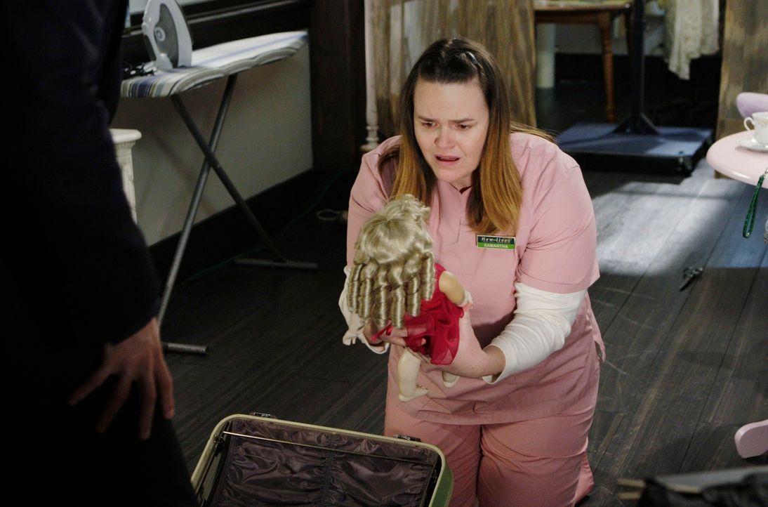 Reid schafft es gerade noch rechtzeitig, drei entführte Frauen aus Samanthas (Jennifer Hasty) Haus zu befreien und der psychisch Gestörten ihre geli... - Bildquelle: Touchstone Television