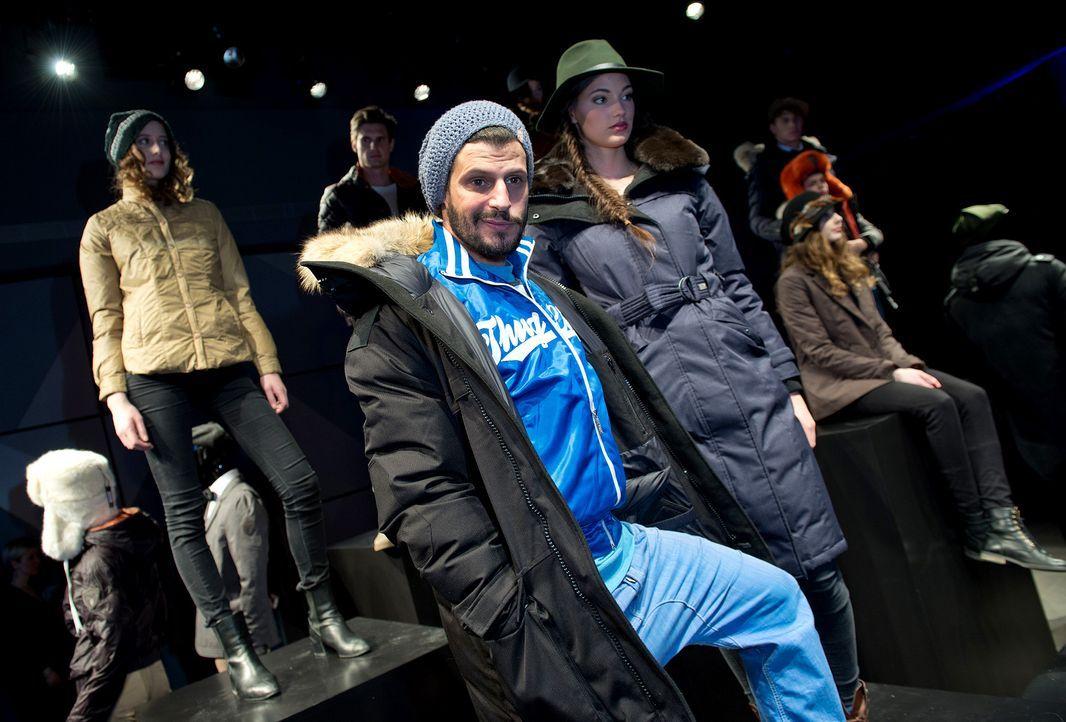 Fashion-Week-Berlin-Manuel-Cortez-14-01-15-dpa - Bildquelle: dpa