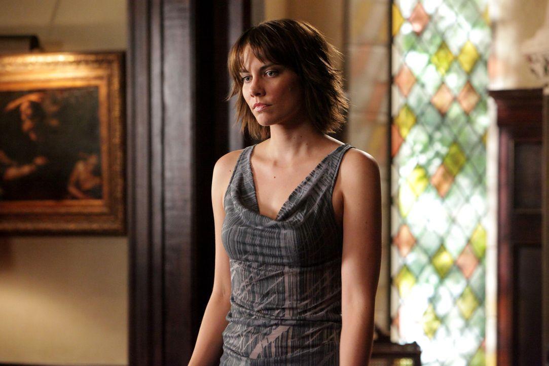 Hält es für keine gute Idee Elenas Bitte, sie mit Slater bekannt zu machen, nach zu gehen: Rose (Lauren Cohan) ... - Bildquelle: Warner Brothers