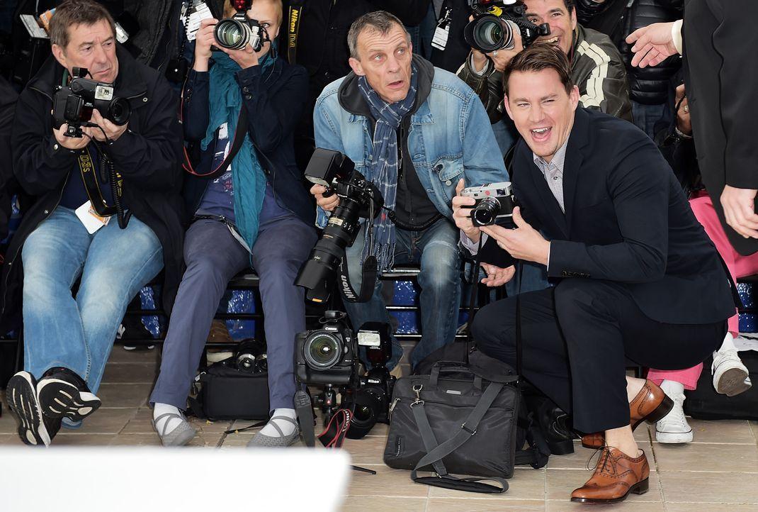 Cannes-Filmfestival-Channing-Tatum-140519-2-AFP - Bildquelle: AFP