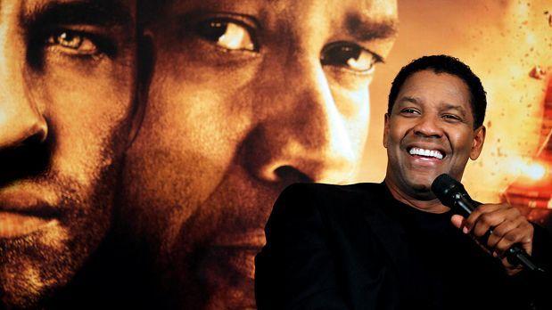 Denzel Washington - Bildquelle: AFP