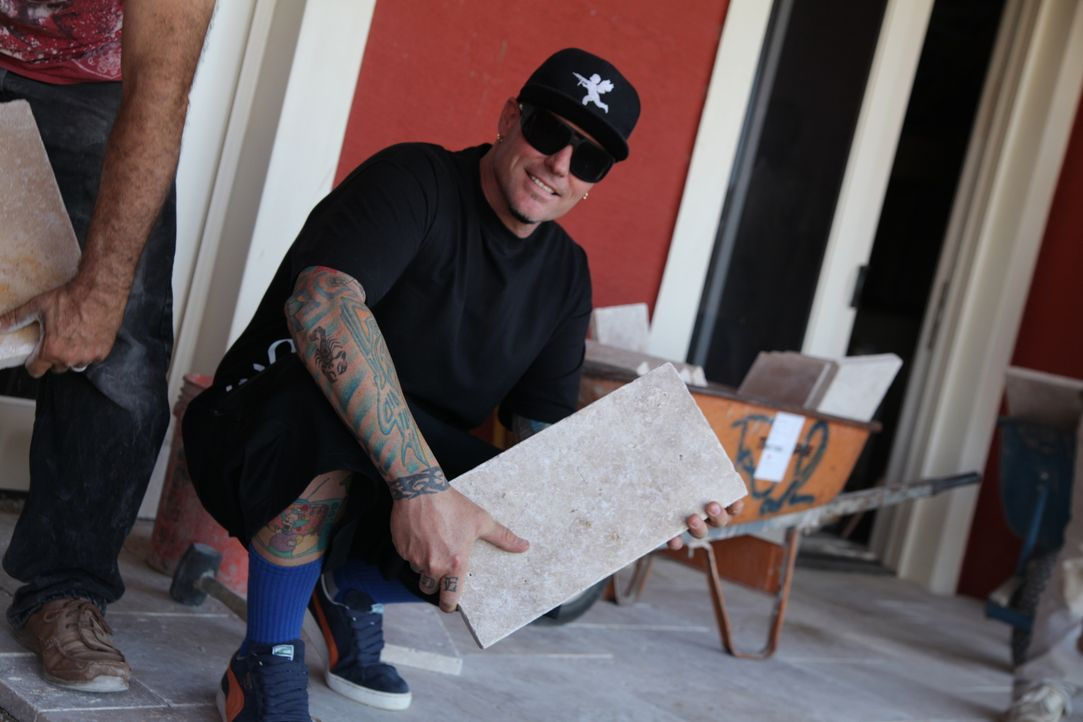 Vanilla Ice - Bildquelle: 2014, DIY Network/Scripps Networks, LLC. All Rights Reserved.