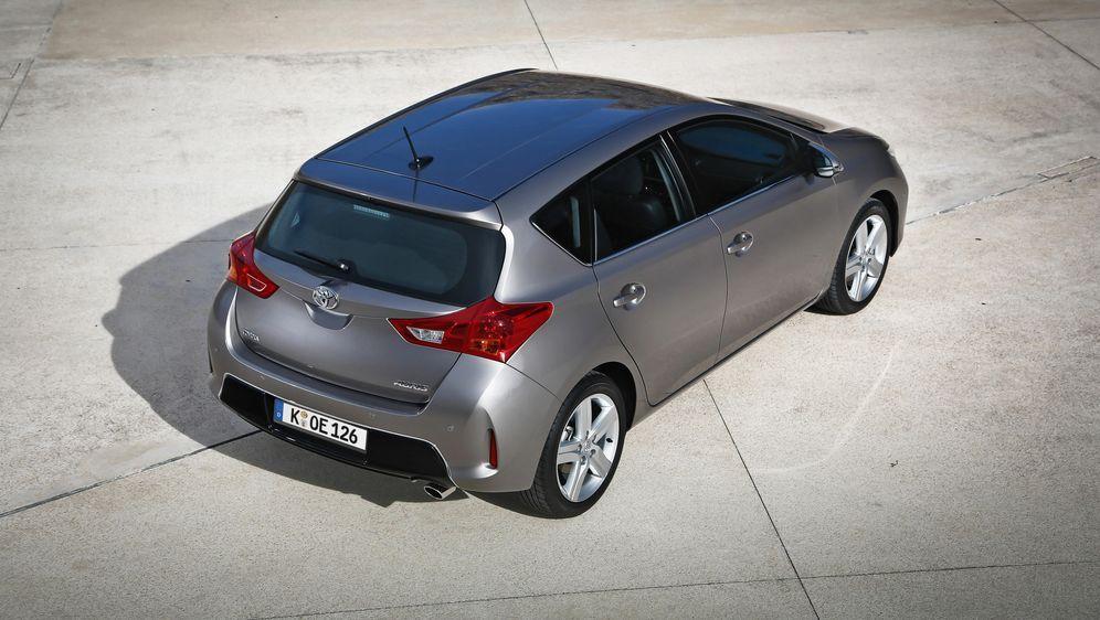 Toyota Auris - Bildquelle: Toyota
