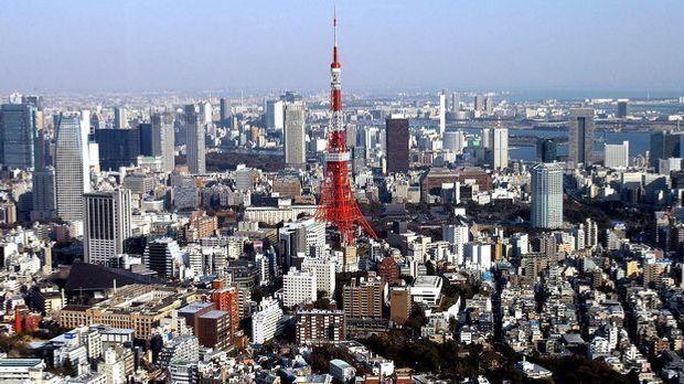 Weltstadt Tokyo