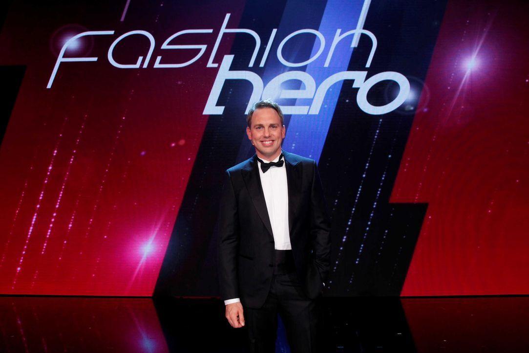 Fashion Hero Steven Gätjen2 - Bildquelle: ProSieben/Richard Hübner