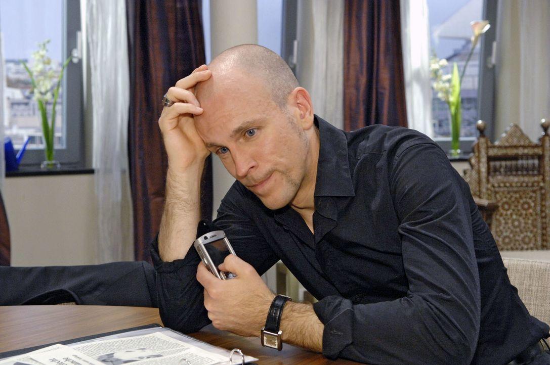 Gerrit (Lars Löllmann) kann das erforderliche Geld nicht auftreiben ... - Bildquelle: Claudius Pflug Sat.1