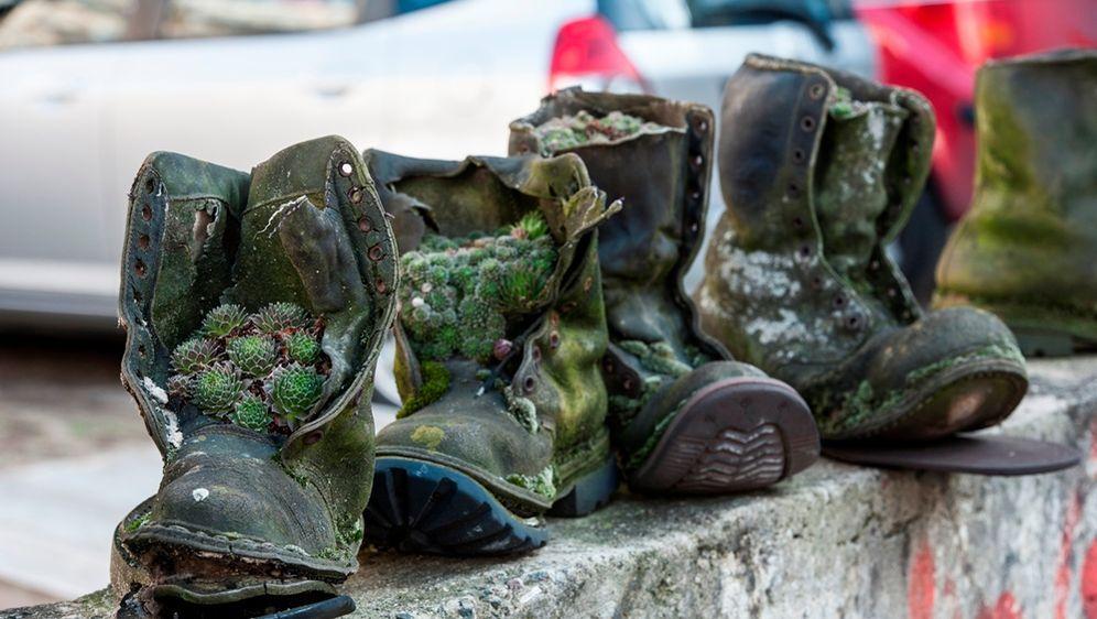 Wissensticker - stinkende Schuhe  - Bildquelle: dpa