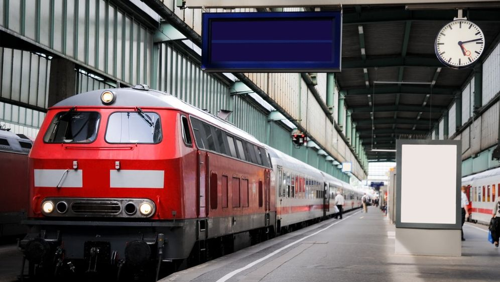 Bodycams an Bahnhöfen - Bildquelle: Yarygin – 45444295 / Shutterstock.com
