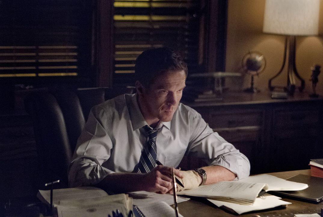 Während Brodys (Damian Lewis) Loyalität zu den Vereinigten Staaten ein weiteres Mal auf die Probe gestellt wird, macht seine Tochter Dana eine sch... - Bildquelle: 20th Century Fox International Television