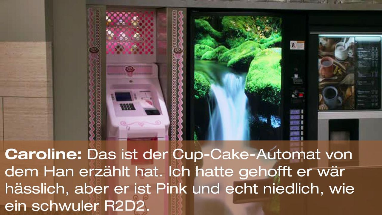 2-broke-girls-zitat-staffel2-episode2-glueckskette-caroline-r2d2-warnerpng 1600 x 900 - Bildquelle: Warner Brothers Entertainment Inc.