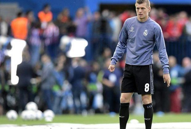 Toni Kroos wird Madrid gegen Sociedad fehlen