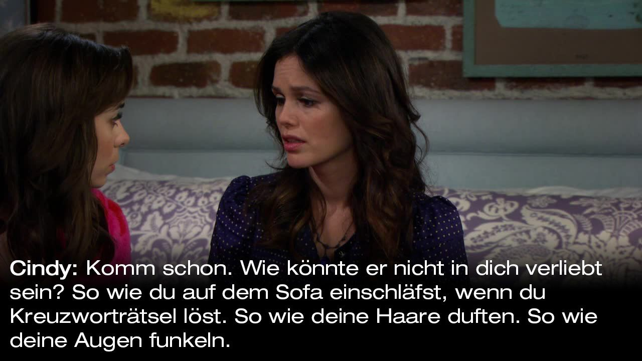 How I Met Your Mother - Zitate - Staffel 9 - 100 - Cindy - Bildquelle: 20th Century Fox