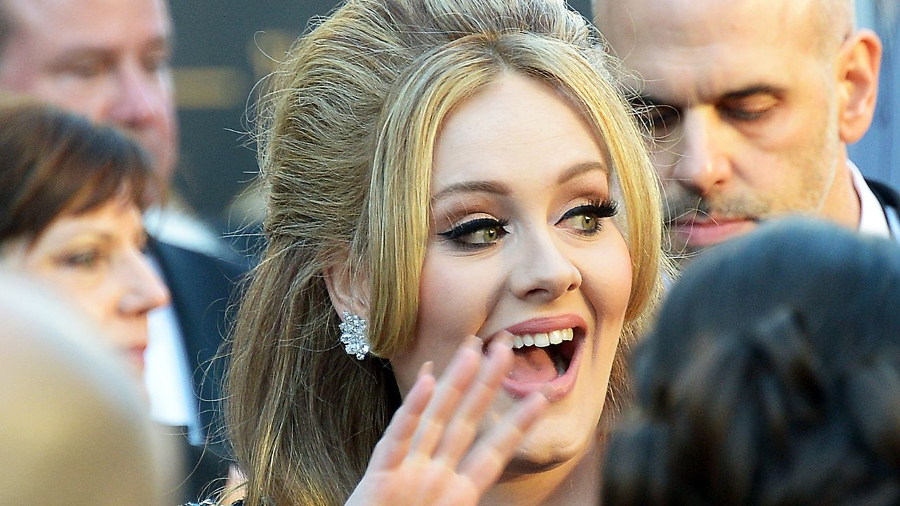 Oscars-Roter-Teppich-130224-adele-14-AFP - Bildquelle: AFP