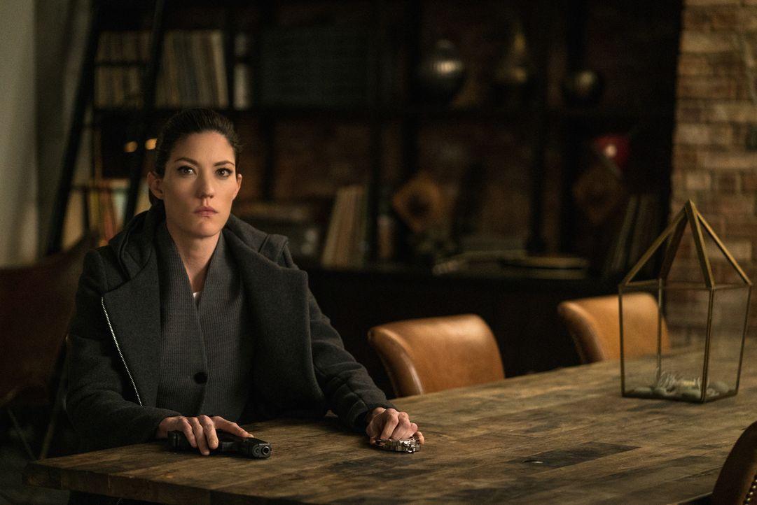Wird Rebecca (Jennifer Carpenter) Brian weiter vertrauen können? - Bildquelle: Michael Parmelee 2016 CBS Broadcasting, Inc. All Rights Reserved