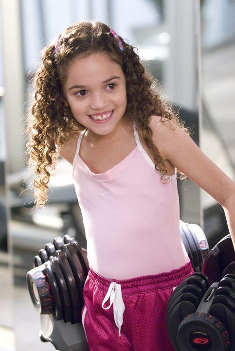 Die eigenwillige Peyton (Madison Pettis) weiß ganz genau, wie sie ihr Vater bei Laune halten muss ... - Bildquelle: Buena Vista International
