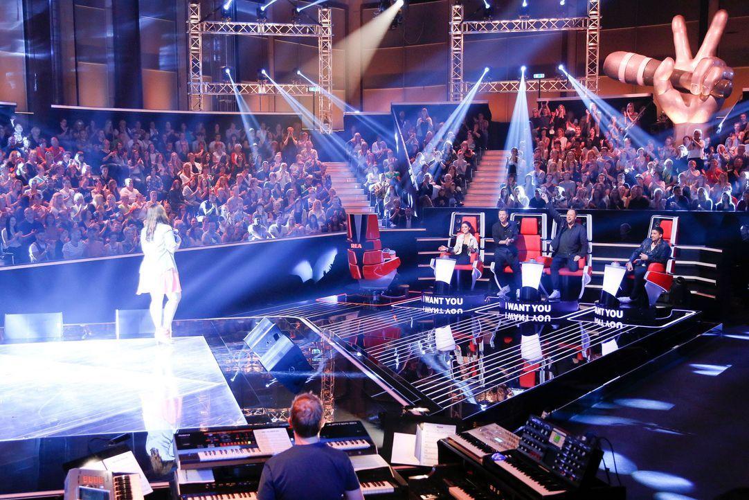 TVOG-Stf05-Nicole-04-SAT1-ProSieben-Richard-Huebner - Bildquelle: SAT.1/ProSieben/Richard Huebner