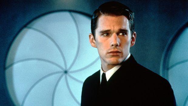 Natürlich gezeugt und geboren, doch der In-Valid Vincent Freeman (Ethan Hawke...