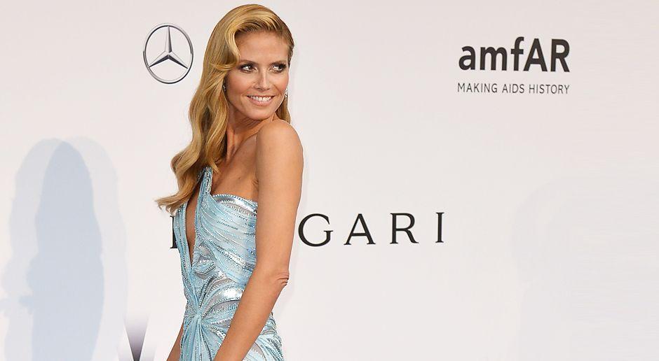 Cannes-Filmfestival-Heidi-Klum-140522-2-AFP-HERO - Bildquelle: AFP