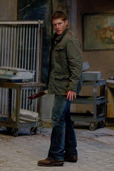 Für Dean (Jensen Ackles) wird es immer unwahrscheinlicher, dass es wirklich der alte Sam ist, der aus der Hölle wiederkehrte ... - Bildquelle: Warner Bros. Television