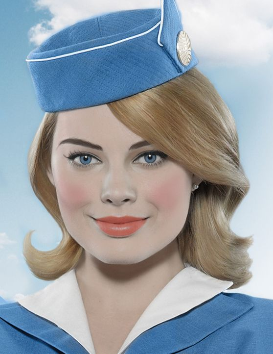 (1.Staffel) - Für den Beruf als Stewardess lässt Laura Cameron (Margot Robbie) sogar ihren Verlobten vor dem Altar stehen ... - Bildquelle: 2011 Sony Pictures Television Inc.  All Rights Reserved.