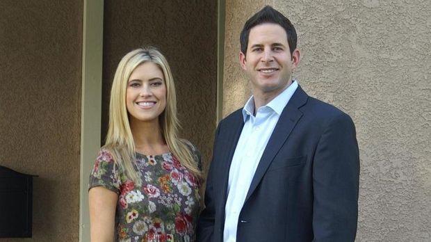 Top oder Flop? Die Super-Makler - Tarek (r.) und Christina (l.) investieren i...