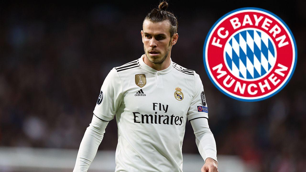 Gareth Bale (Real Madrid) - Bildquelle: 2019 Getty Images