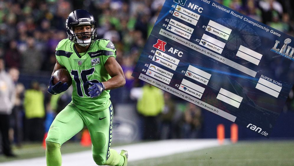 Die Seahawks festigen ihren Platz im Rennen um die Playoffs - Bildquelle: Getty Images