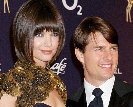 Bildergalerie Tom Cruise und Katie Holmes | Frühstücksfernsehen | Sat.1 Ratge...