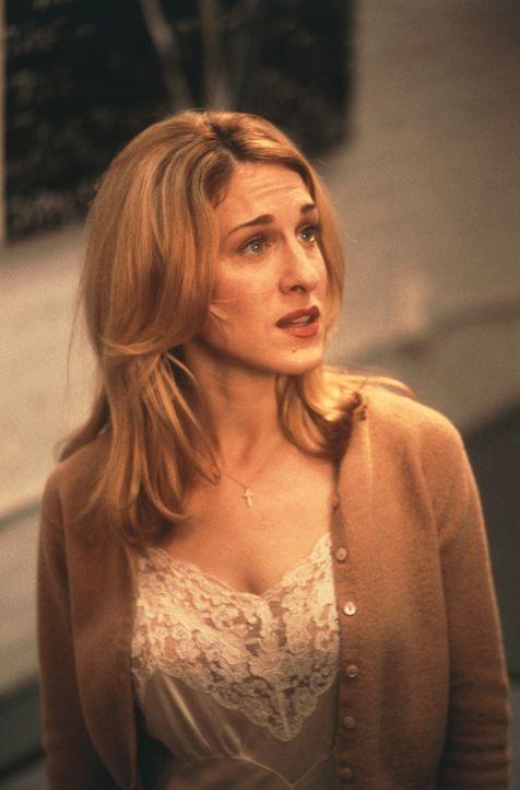 Wird die Psychotherapeutin Lucy Ackerman (Sarah Jessica Parker) noch vor ihrem 30. Geburtstag den Mann fürs Leben treffen? - Bildquelle: 1996 TriStar Pictures, Inc. All Rights Reserved.