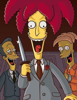 Die Simpsons - Die Simpsons wollen zu einer Restauranteröffnung gehen. Dort a...