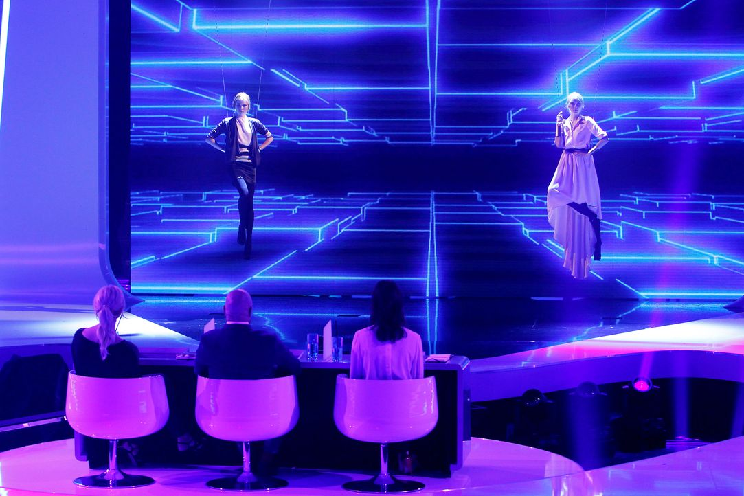 Fashion-Hero-Epi01-Show-04-ProSieben-Richard-Huebner-TEASER - Bildquelle: ProSieben / Richard Huebner