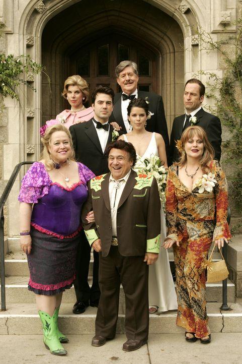 Eine glückliche Familie: (v.l.n.r.) Agnes (Kathy Bates), Arleen (Christine Baranski), Richard (Ron Livingston), Frank (Danny DeVito), Doug (Edward... - Bildquelle: Nu Image Films