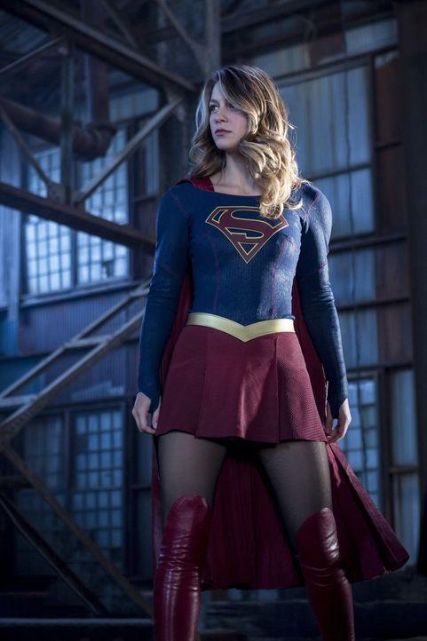 Kara alias Supergirl (Melissa Benoist) hat bereits Erfahrungen mit bösen Aliens, aber kann sie auch Barry helfen, Central City zu beschützen? - Bildquelle: 2016 Warner Bros.
