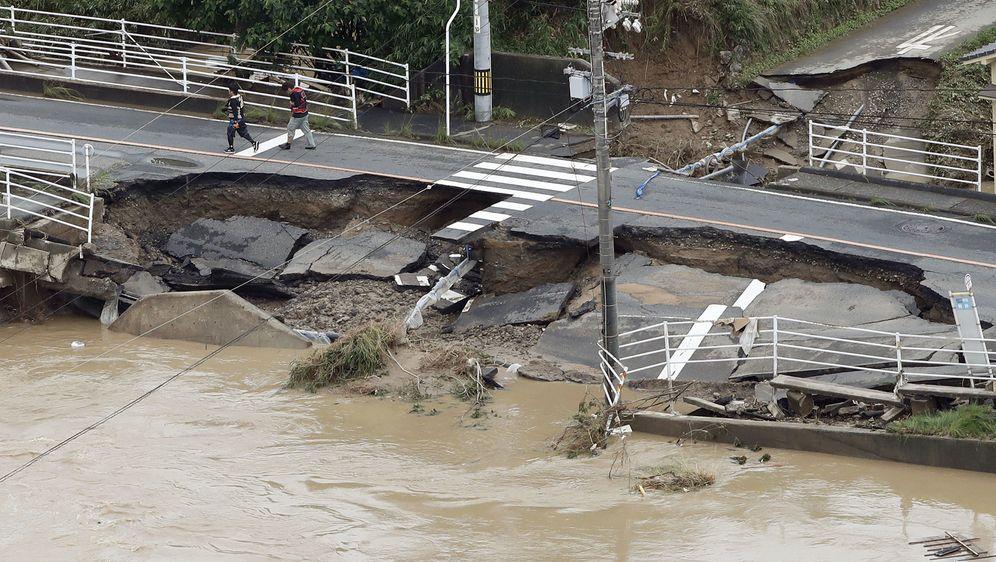 - Bildquelle: Kyodo News/AP/dpa