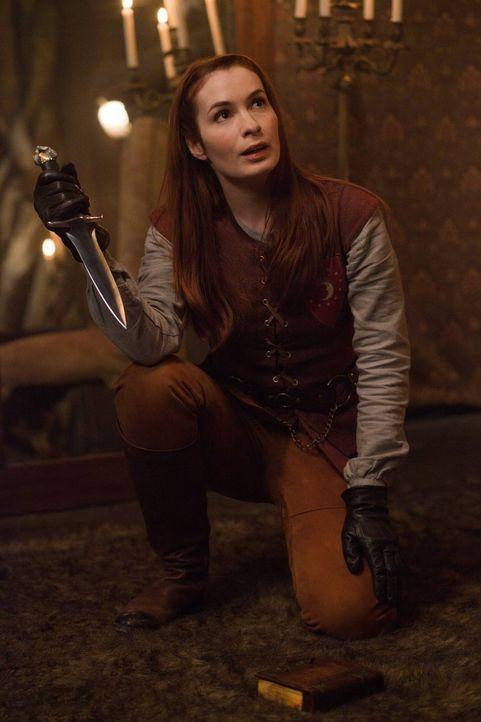 Welche Gefahren bedrohen die Königin von Moondoor (Felicia Day) wirklich? - Bildquelle: Warner Bros. Television