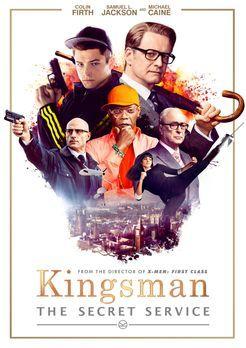 Kingsman: The Secret Service - KINGSMAN: THE SECRET SERVICE - Plakat - Bildqu...