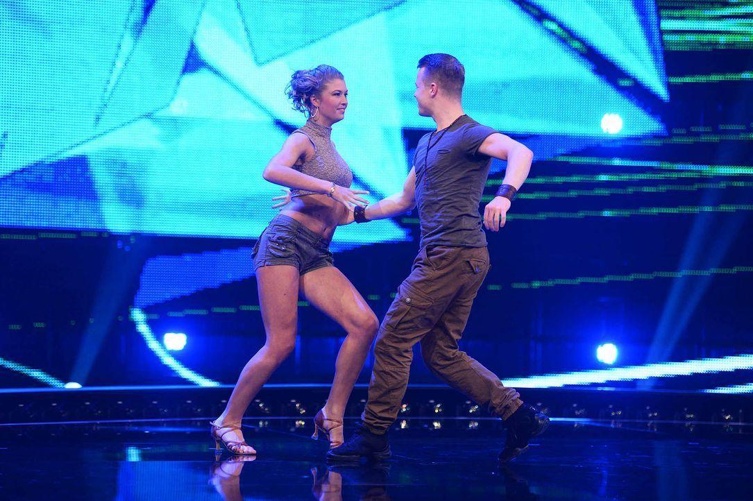 Got-To-Dance-Kim-Alex-02-SAT1-ProSieben-Willi-Weber - Bildquelle: SAT.1/ProSieben/Willi Weber