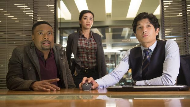 Rush Hour - Rush Hour - Staffel 1 Episode 7: Badass Cop