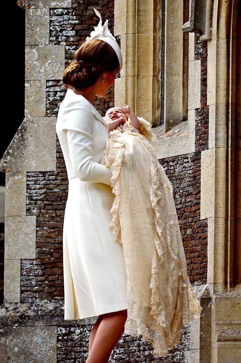 Taufe-Prinzessin-Charlotte-15-07-05-22-AFP - Bildquelle: AFP