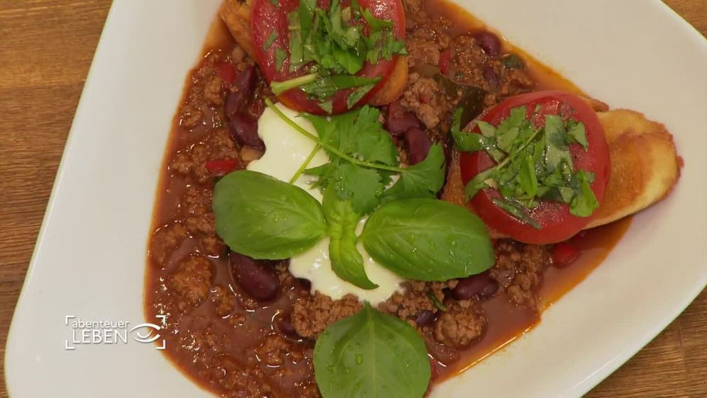 Preview: Das perfekte Chili con Carne