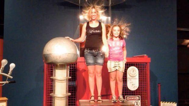 Fail Physik - Haare