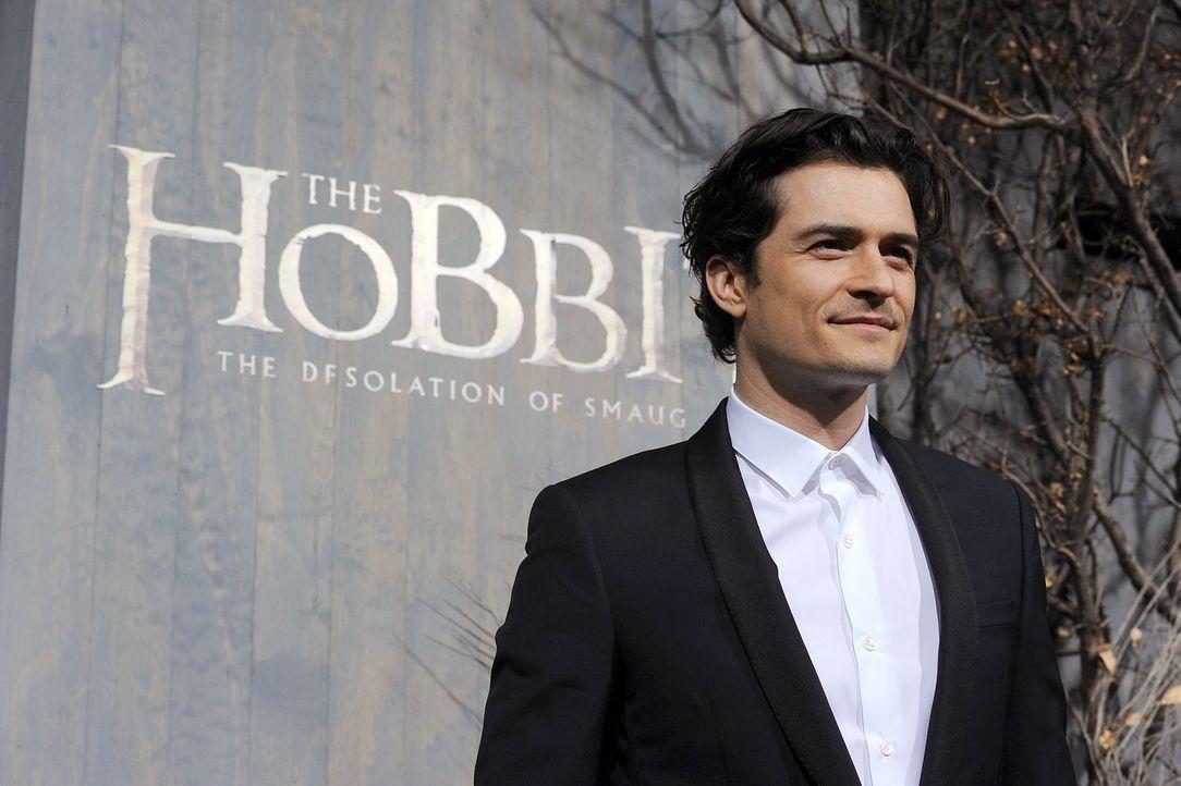 The-Hobbit-Premiere-LA-Orlando-Bloom-131202-3-getty-AFP - Bildquelle: getty-AFP