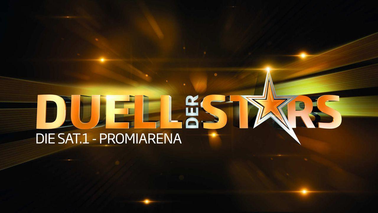 DUELL DER STARS - DIE SAT.1-PROMIARENA - Logo - Bildquelle: SAT.1